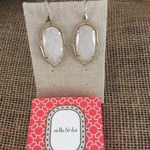 Stella & Dot Amala earrings